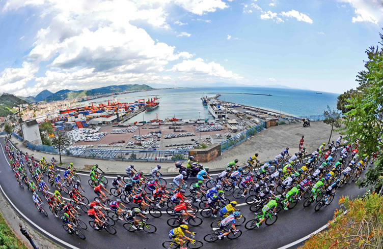 Giro d'Italia a Salerno - aSalerno.it
