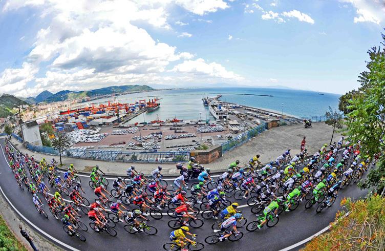 Giro d'Italia a Salerno - aSalerno.it