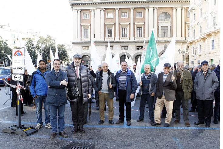 """Agrinsieme denuncia: """"In pericolo il futuro del comparto agricolo"""" - aSalerno.it"""