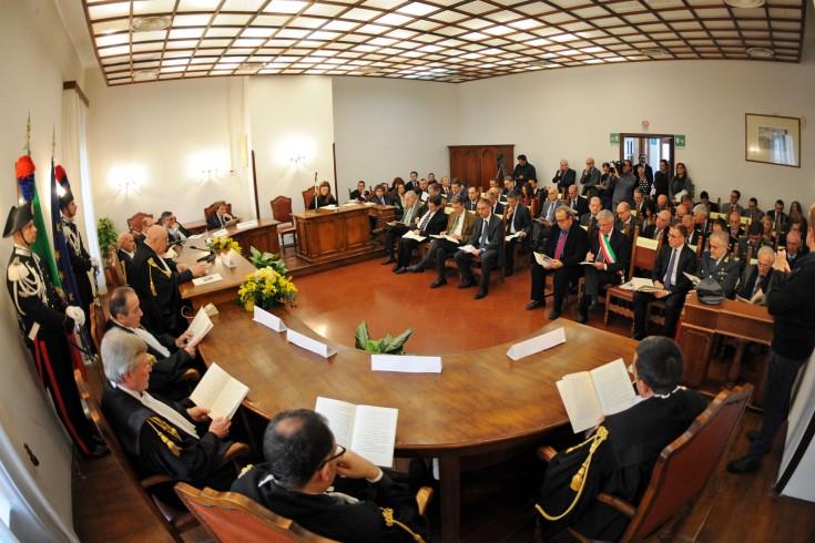 Inaugurato l'anno giudiziario del Tar di Salerno - aSalerno.it