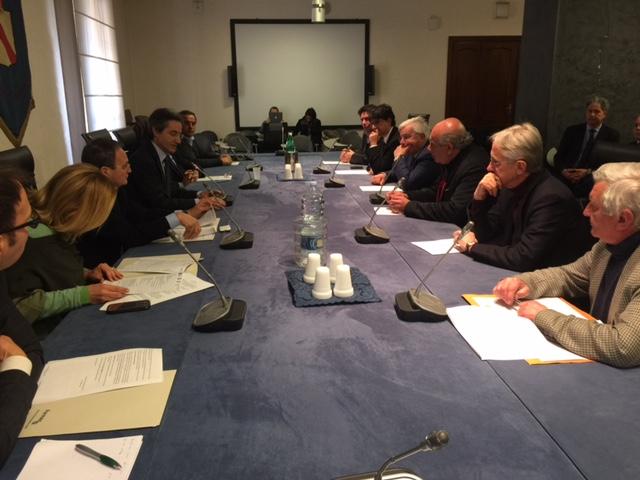 Gestione associata: protocollo Regione – sindaci del Vallo di Diano - aSalerno.it