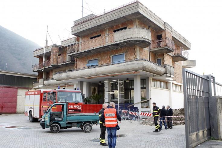 Nocera Superiore, Incidente sul lavoro: operaio cade e muore - aSalerno.it