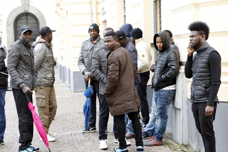 Centro di accoglienza precario: migranti in rivolta - aSalerno.it