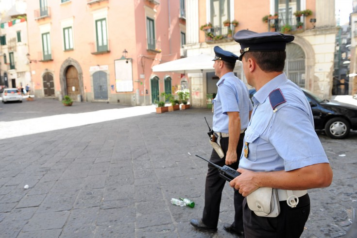 Vigili Urbani, scoperti occupanti abusivi - aSalerno.it