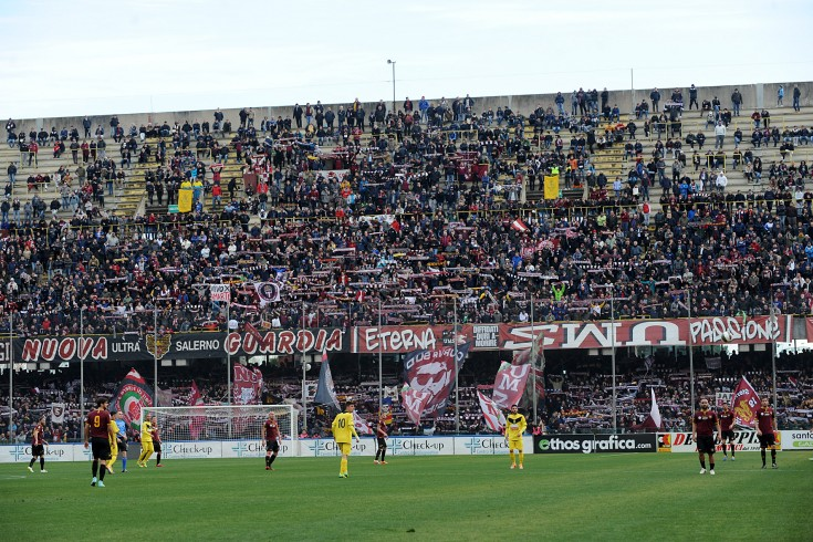 E' febbre da derby! - aSalerno.it