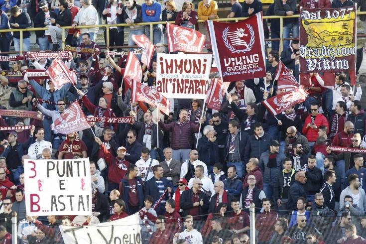Col Benevento giornata granata - aSalerno.it