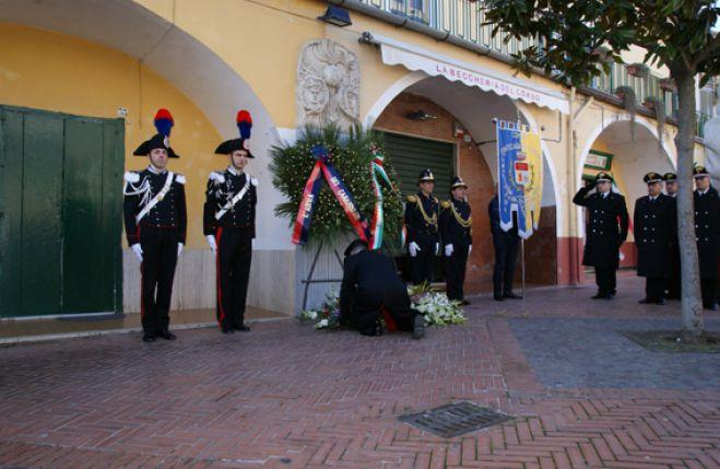 I Carabinieri ricordano il sacrificio di Arena e Pezzuto - aSalerno.it