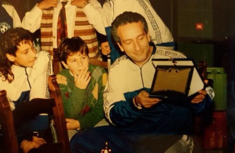Addio all'allenatore – papà di tutti - aSalerno.it