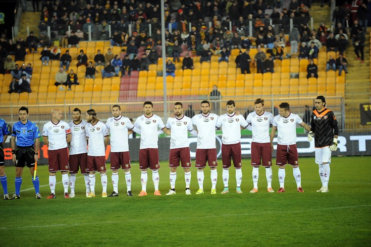 Salernitana, superato il record di vittorie esterne - aSalerno.it