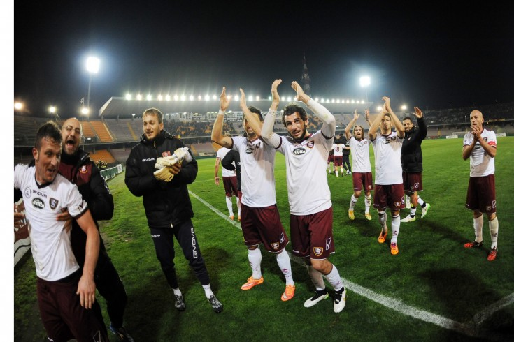 Salernitana,  è la fuga buona - aSalerno.it