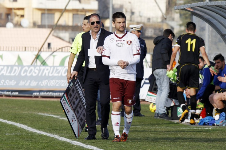 Salernitana, scocca l'ora di Cristea? - aSalerno.it