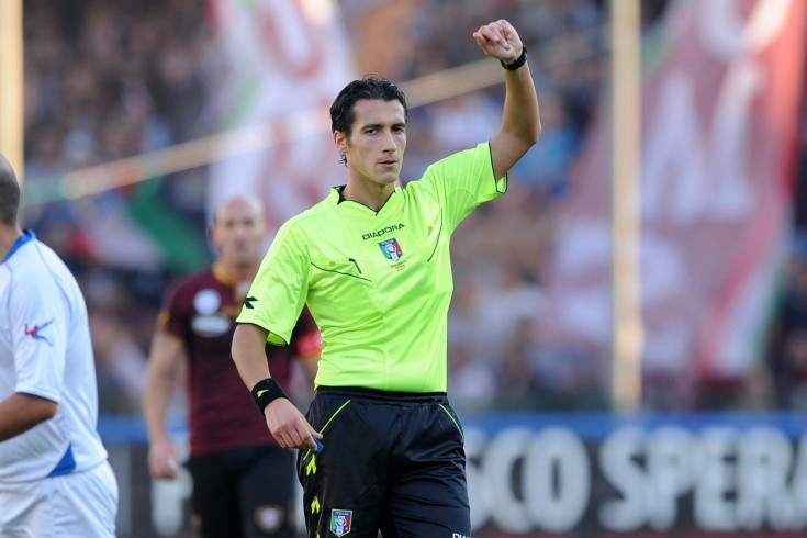 Antonio di Martino è l'arbitro di Lecce – Salernitana - aSalerno.it