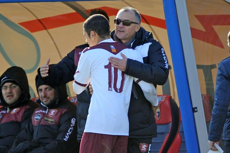 Salernitana, prove di 4-2-3-1. Gabionetta in campo dal primo minuto - aSalerno.it