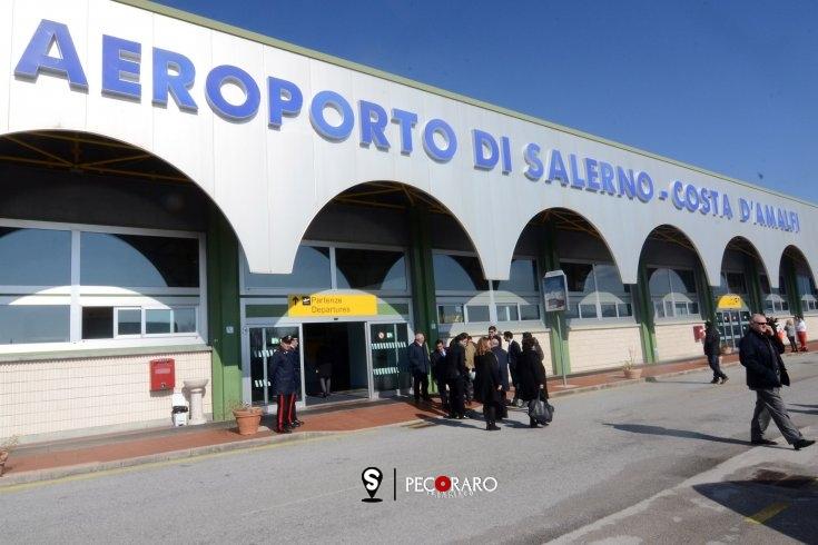 """Aeroporto, invocato il commissario """"ad acta"""" per la concessione ventennale - aSalerno.it"""