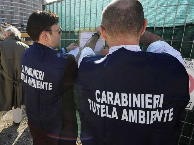 Albanella, sequestrato scarico abusivo di un noto caseificio - aSalerno.it