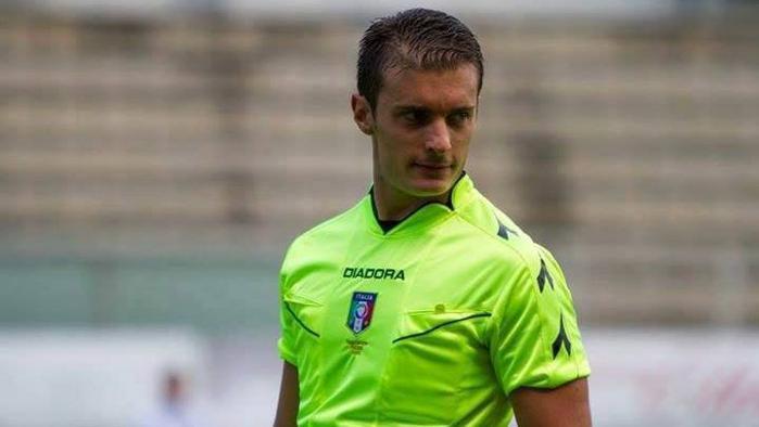 Incidente mortale per Luca Colosimo, fu l'arbitro di Paganese-Matera - aSalerno.it