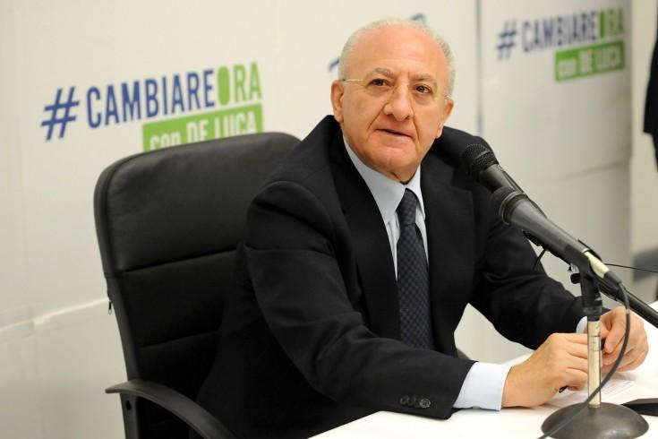 """Le motivazioni della condanna di De Luca: """"nominò Di Lorenzo per dargli più soldi"""" - aSalerno.it"""