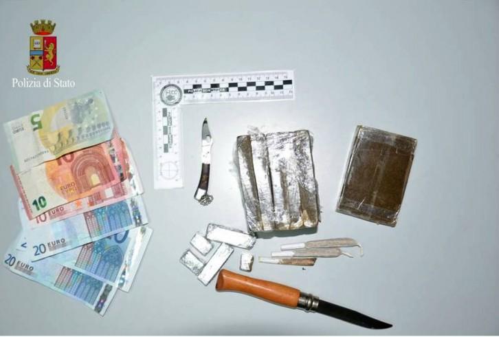 Bellizzi, una denuncia ed un arresto per droga - aSalerno.it