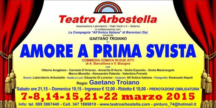 """Si ride all'Arbostella con """"Amore a prima svista"""" - aSalerno.it"""