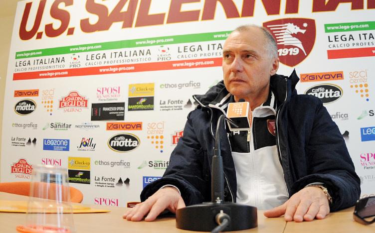 """Menichini: """"Grazie ai miei ragazzi. Era importante vincere"""". - aSalerno.it"""