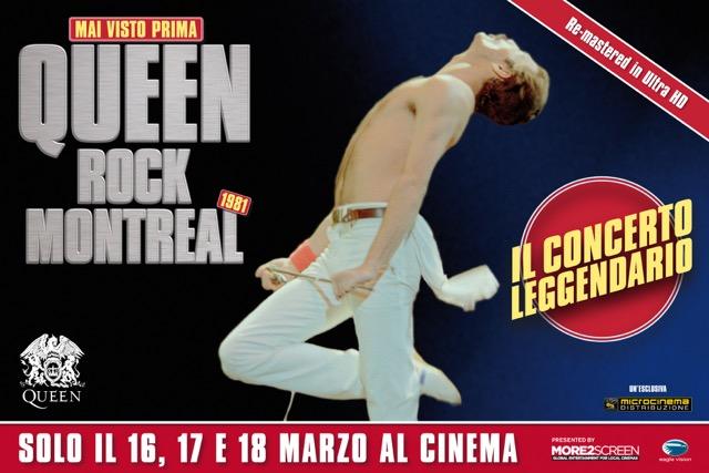La potenza dei Queen in concerto approda al cinema - aSalerno.it