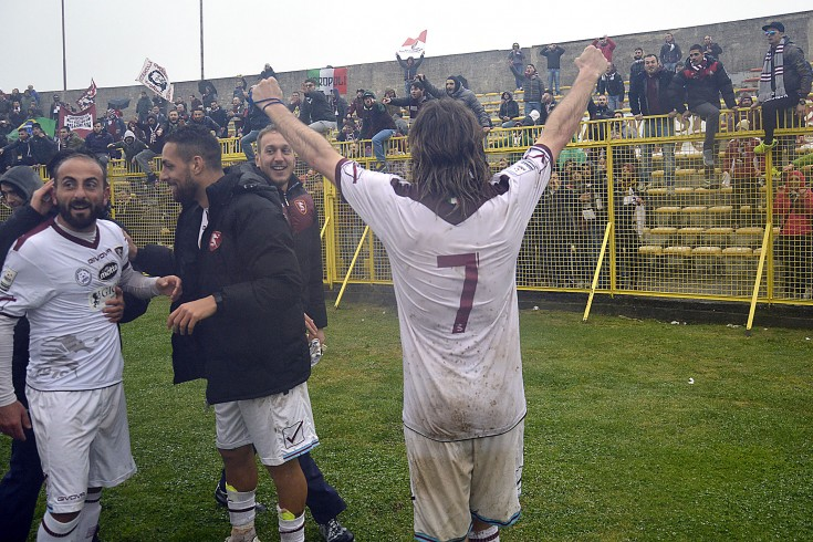 Salernitana, non voltarti! - aSalerno.it