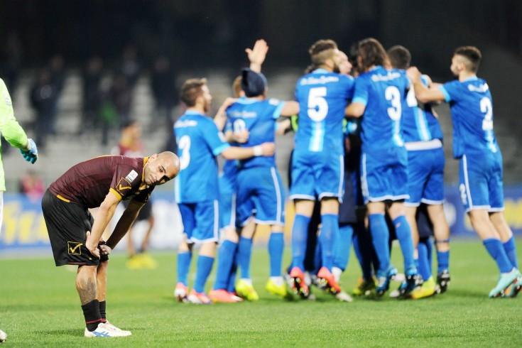 """Salernitana-Matera 0-1. Beffa granata, Diop gela l' """"Arechi"""" nell'extratime - aSalerno.it"""