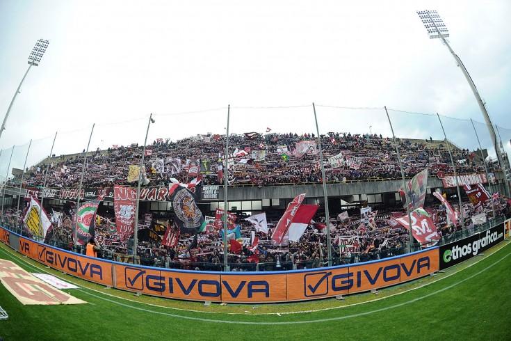 Coppa Italia, curva sud a otto euro - aSalerno.it