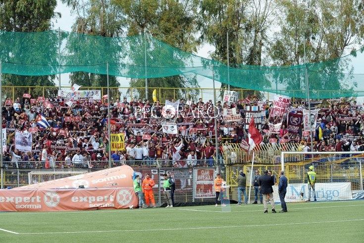 """Limitazioni per i granata al Menti, la Salernitana annuncia """"ricorso"""" - aSalerno.it"""