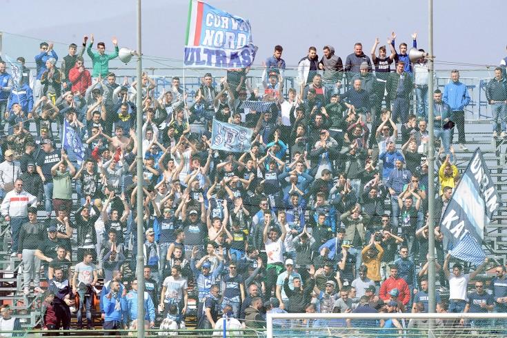 Scontri in Paganese-Casertana, arrivano i Daspo per tre tifosi azzurrostellati - aSalerno.it