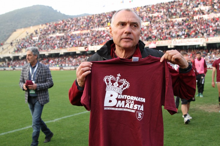 """Menichini: """"Vogliamo battere la Casertana. Lo dobbiamo al nostro pubblico"""". - aSalerno.it"""