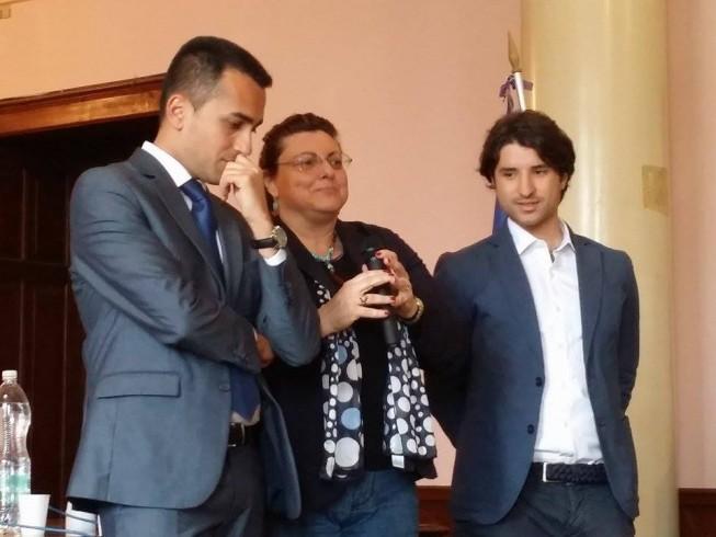 """Di Maio (M5S) attacca De Luca: """"Non corre alle elezioni da uomo libero"""" - aSalerno.it"""