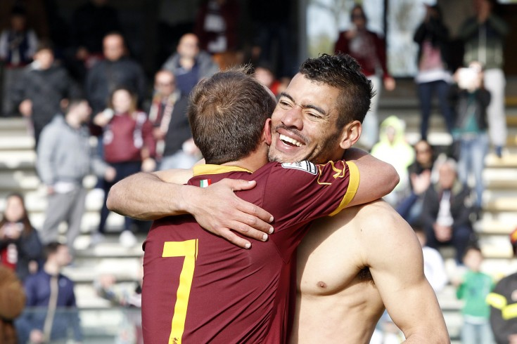 Salernitana, sette punti alla meta - aSalerno.it