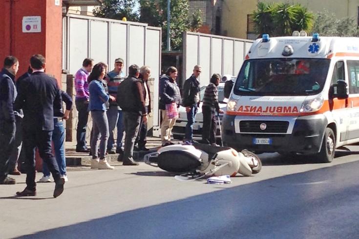 Angri. Incidente stradale, anziano di 83 anni in gravi condizioni - aSalerno.it