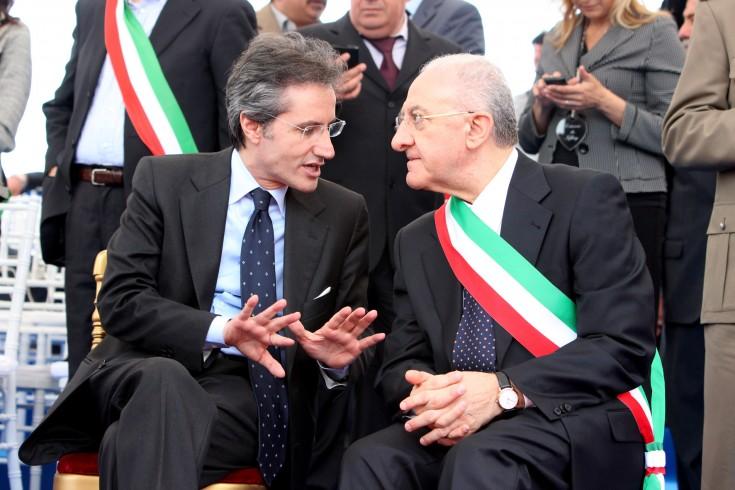 Regionali, ancora Caldoro contro De Luca - aSalerno.it