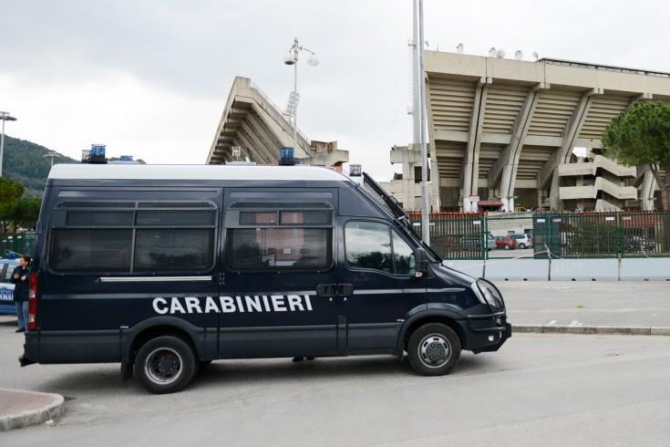 Malmena un carabiniere: daspo ad un tifoso della Salernitana - aSalerno.it