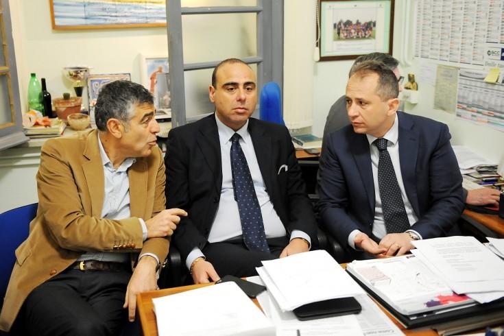 Caso Soget, l'opposizione scrive al magistrato Cantone - aSalerno.it