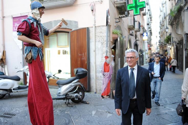 Parte domani la Fiera del Crocifisso ritrovato - aSalerno.it