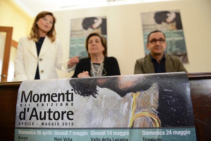 """L'Ept presenta la VII edizione di """"Momenti d'Autore"""" - aSalerno.it"""
