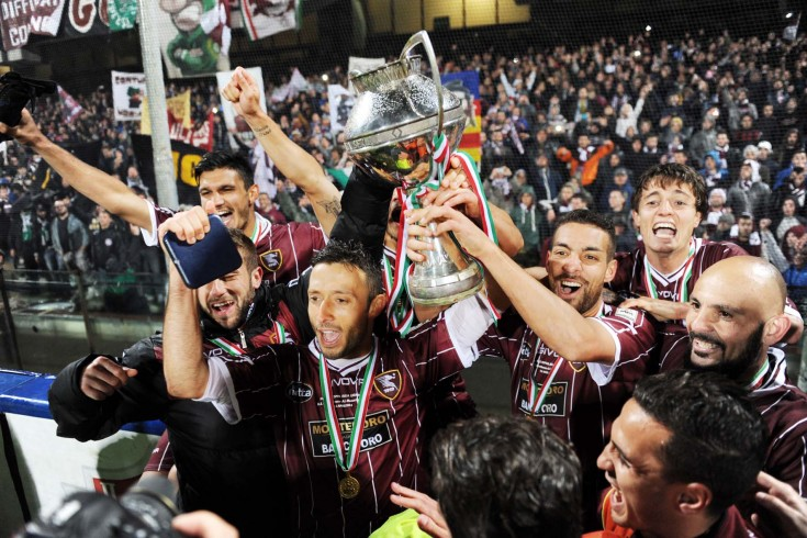 Amarcord Salernitana, un anno fa la Coppa Italia - aSalerno.it
