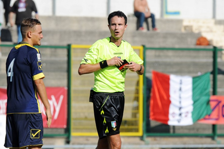 Messina-Salernitana, arbitra Martinelli di Roma. - aSalerno.it