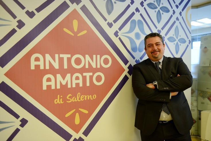 E' nato il nuovo brand Amato, la pasta di Salerno - aSalerno.it