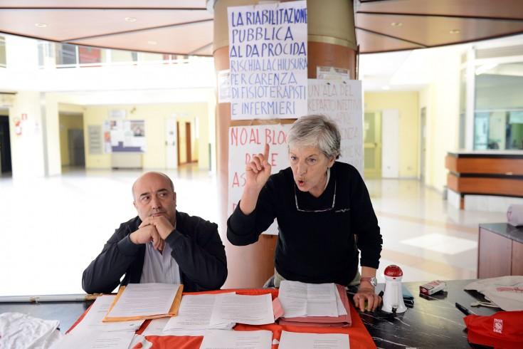 Ruggi, dipendenti in stato d'agitazione - aSalerno.it