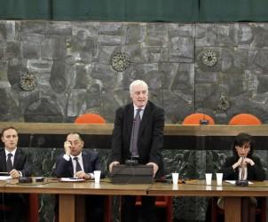 """28 11 2014 Baronissi Convegno """"Fondi Europei. Opportunità e Sviluppo per i Comuni"""""""