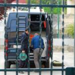 Sal - 26 04 2015 Scafati allarme bomba al comune foto Tanopress