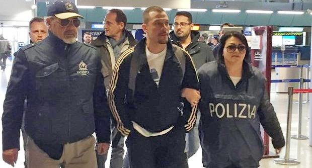 Omicidio Vassallo, il «brasiliano» è arrivato in Italia: sarà trasferito a Salerno - aSalerno.it