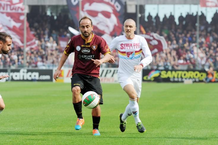 """Perrulli: """"Siamo stati bravi a chiudere subito la partita"""" - aSalerno.it"""