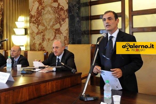 """Franco Picarone inaugura il comitato a Salerno: """"Chi vuole il cambiamento, dia voto a De Luca"""" - aSalerno.it"""