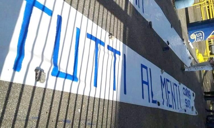 Salernitana: cresce l'attesa in casa Juve Stabia. Primi striscioni in città - aSalerno.it