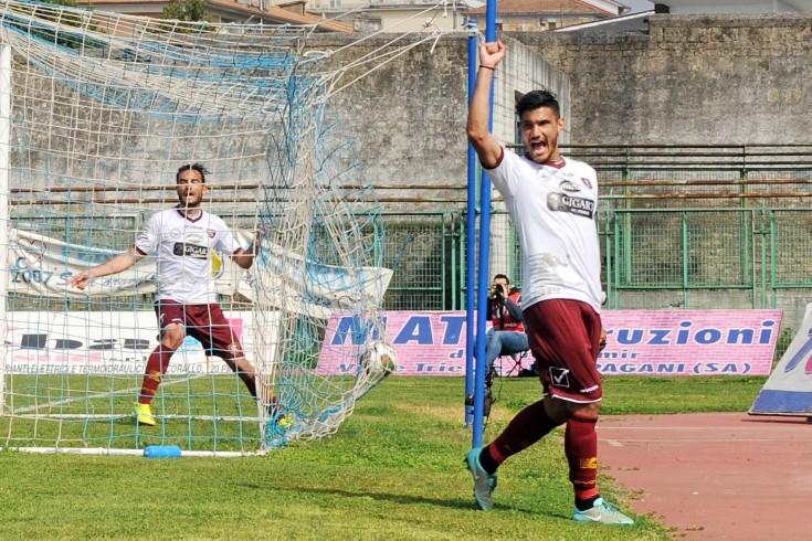 """Capitan Tuia: """"Bella vittoria ma dovevamo chiudere prima la partita"""" - aSalerno.it"""